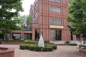 Hall County Courthouse. Hall County BUI Lawyers