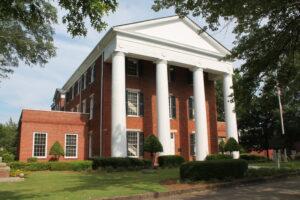 Greene County Courthouse.  Chestney & Sullivan Greene County BUI Lawyers