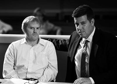 James K. Sullivan DUI trial courtroom action